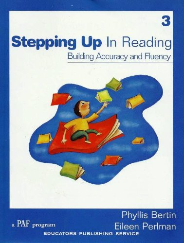9780838851418: 3: Stepping Up in Reading