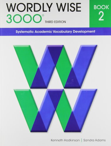 9780838876022: Wordly Wise 3000 Book 2