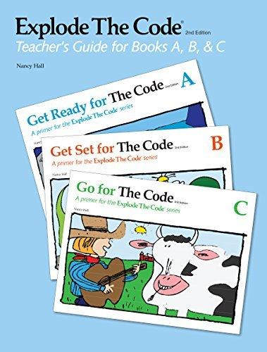 9780838878224: Explode the Code: Books A, B, & C