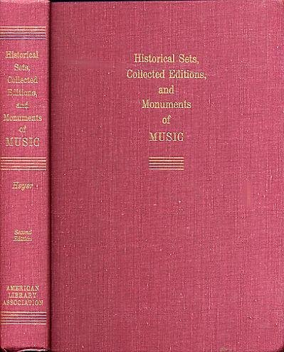 9780838900376: Historical Sets, Coll Edition
