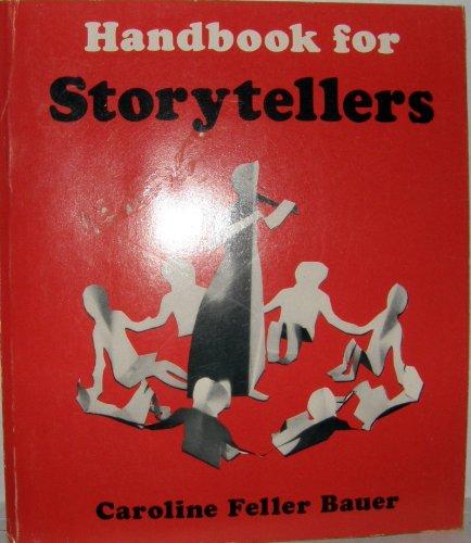9780838902936: Handbook for Storytellers