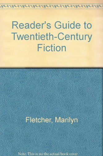 Readers Guide to Twentieth-Century Science Fiction - Fletcher, Marilyn P. (Compiled and Edited by)