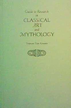 9780838905647: Guide to Research in Classical Art and Mythology