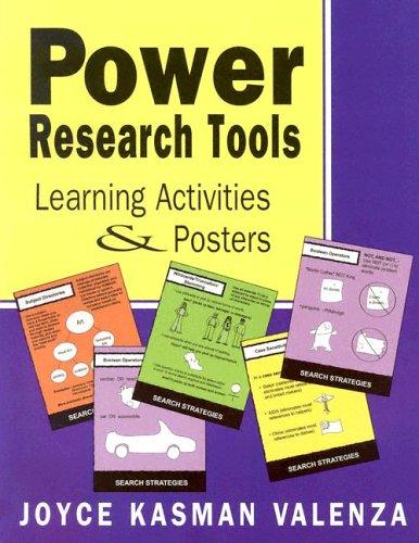 Power Research Tools: Valenza, Joyce Kasman
