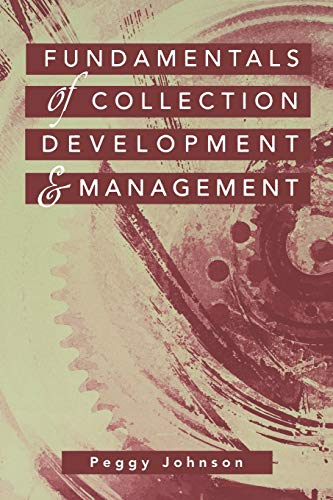 9780838908532: Fundamentals of Collection Development and Management