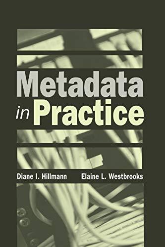 9780838908822: Metadata in Practice