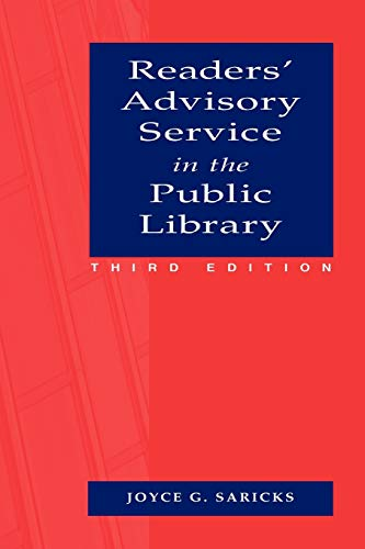 9780838908976: Readers' Advisory Service in the Public Library