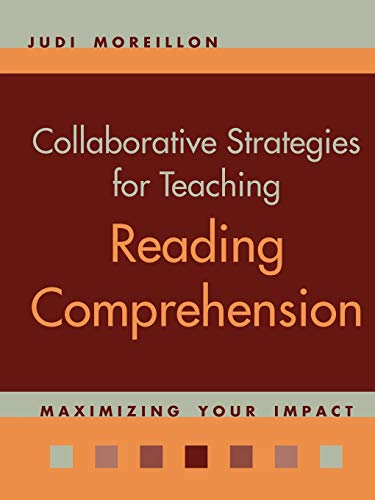 9780838909294: Collaborative Strategies for Teaching Reading Comprehension