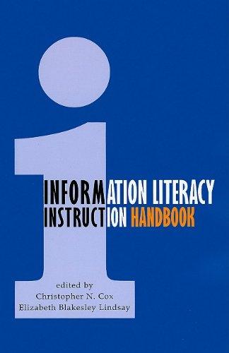 9780838909638: Information Literacy Instruction Handbook