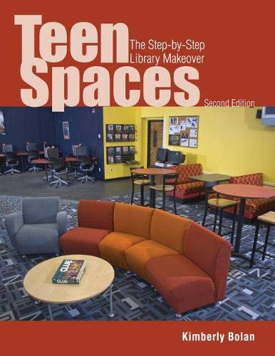 9780838909690: Teen Spaces: The Step-by-Step Library Makeover