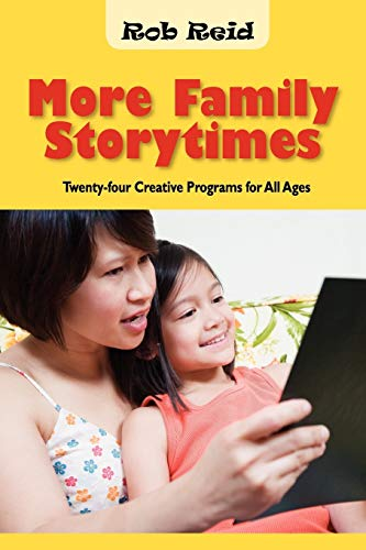9780838909737: More Family Storytimes