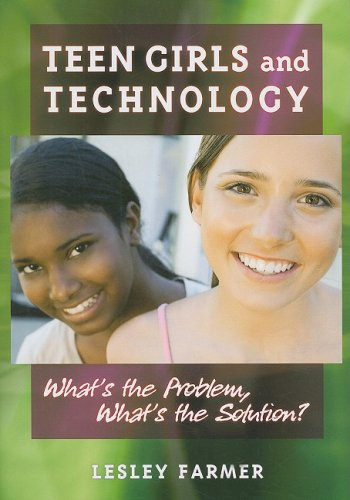 9780838909744: Teen Girls and Technology: What's the Problem, What's the Solution?
