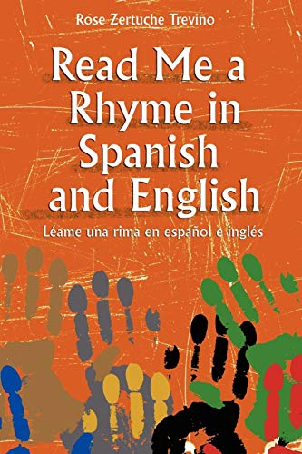9780838909829: Read Me a Rhyme in Spanish and English/Leame Una Rima En Espanol E Ingles