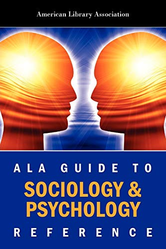 9780838910252: ALA Guide to Sociology and Psychology Reference (Guide to Reference Books)