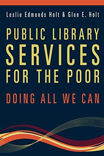 9780838910504: Public Library Services for the Poor: Doing All We Can