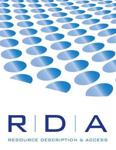 9780838910931: RDA: Resource Description & Access