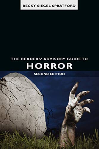 9780838911129: The Readers' Advisory Guide to Horror (ALA Readers' Advisory Series)