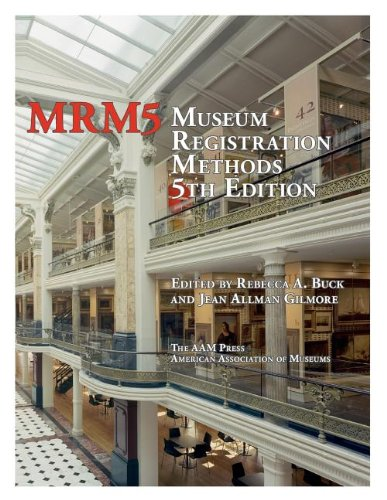 9780838911228: Museum Registration Methods