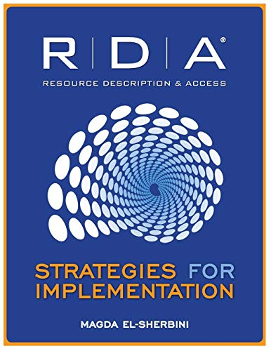 9780838911686: RDA: Strategies for Implementation