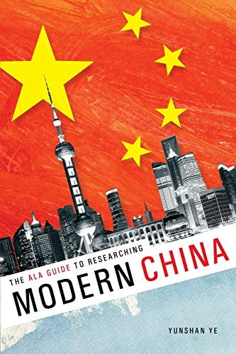 9780838912096: The ALA Guide to Researching Modern China