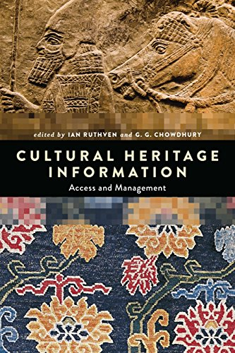 9780838913475: Cultural Heritage Information Access and Management (Iresearch)