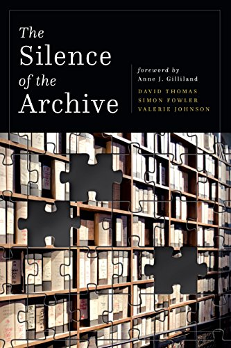 The Silence of the Archive: Valerie Johnson