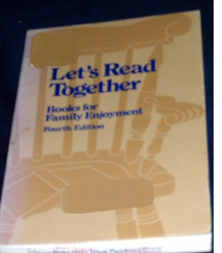 Let's Read Together : Books for Family: Special Committee of