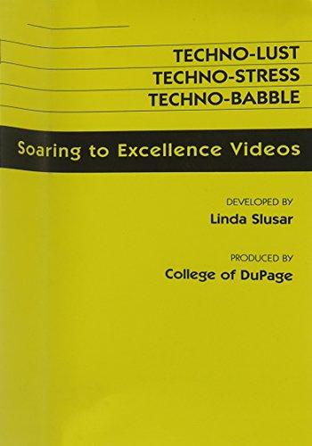 9780838957677: Techno-Lust, Techno-Stress, and Techno-Babble [VHS]
