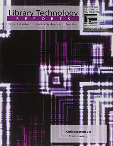 9780838958025: Collaboration 2.0 (Library Technology Reports)