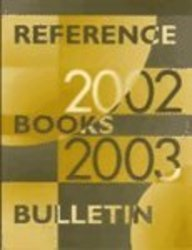 9780838982648: Reference Books Bulletin 2002-03