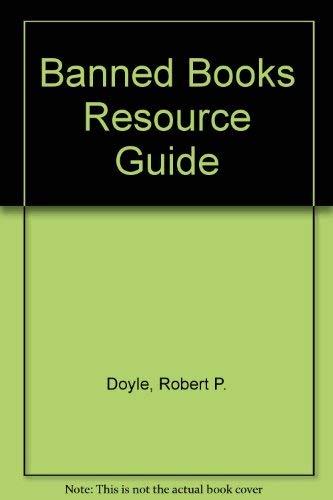 9780838982792: Banned Books 2004: Resource Book. (Banned Books Resource Guide)