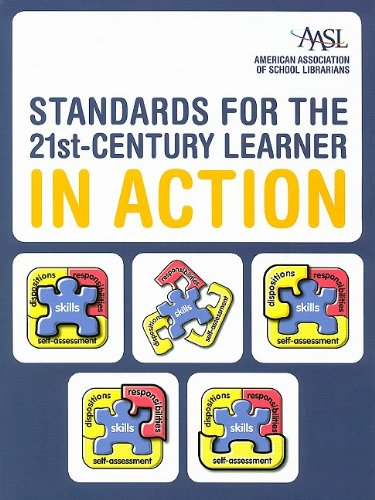 9780838985076: Standards for the 21st-Century Learner in Action