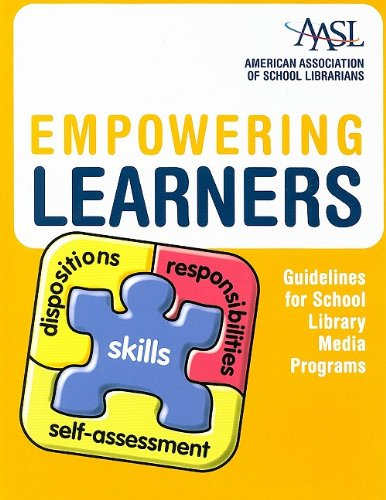 9780838985199: Empowering Learners: Guidelines for School Library Media Programs