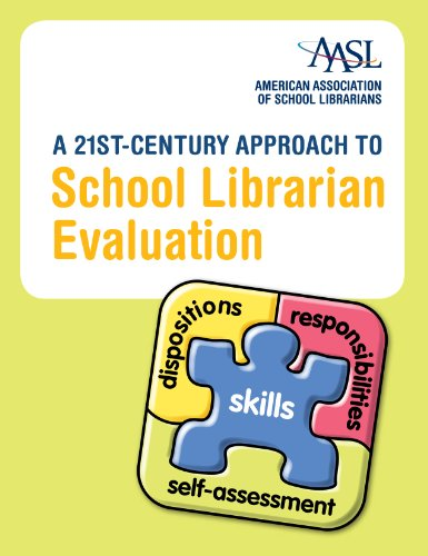 9780838986189: A 21st-Century Approach to School Librarian Evaluation