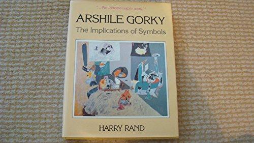 9780839002093: Arshile Gorky: The Implication of Symbols.