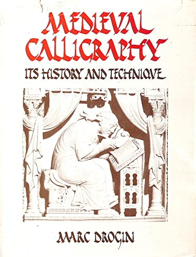 9780839002116: Medieval calligraphy, its history and technique
