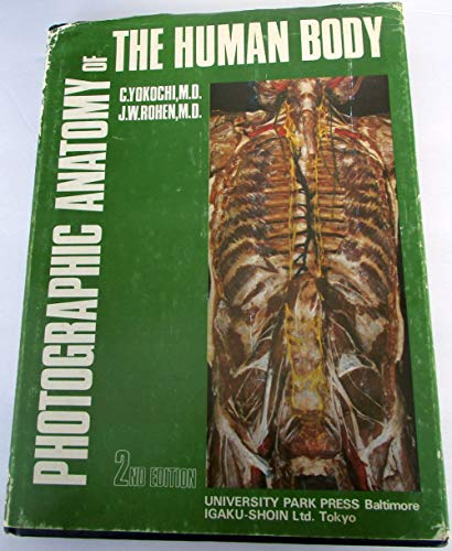 9780839111047: Photographic Anatomy of the Human Body
