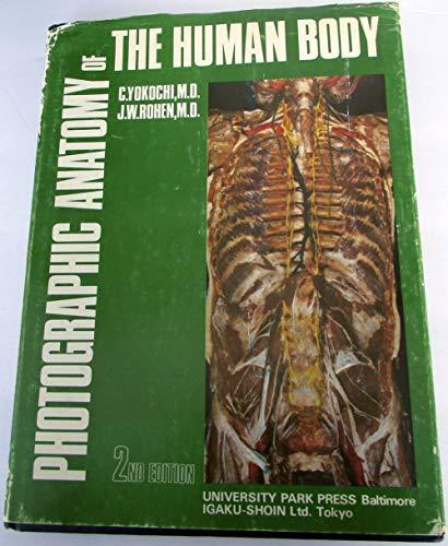 9780839111047: Photographic Anatomy of the Human Body