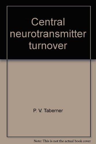 9780839116448: Central neurotransmitter turnover