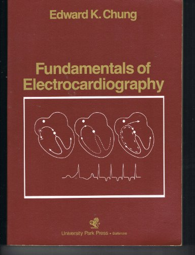 9780839118725: Fundamentals of Electrocardiography