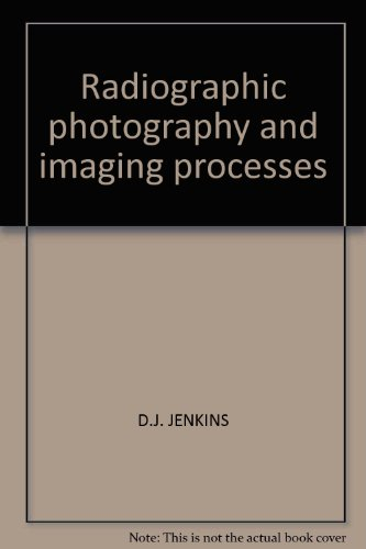 9780839141198: Radiographic Photography and Imaging Processes