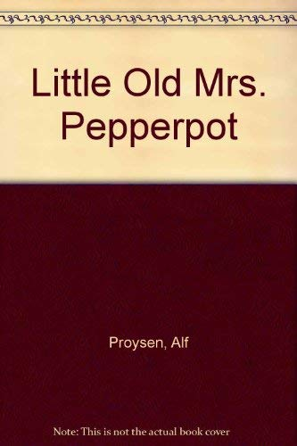 9780839230212: Little Old Mrs. Pepperpot