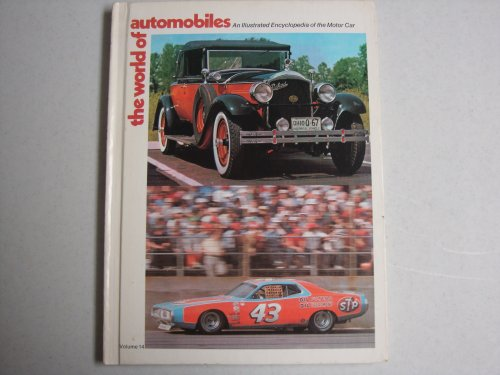 The World of automobiles: An illustrated encyclopedia of the motor car (0839360096) by Ward, Ian