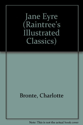 9780839362029: Jane Eyre (Raintree's Illustrated Classics)