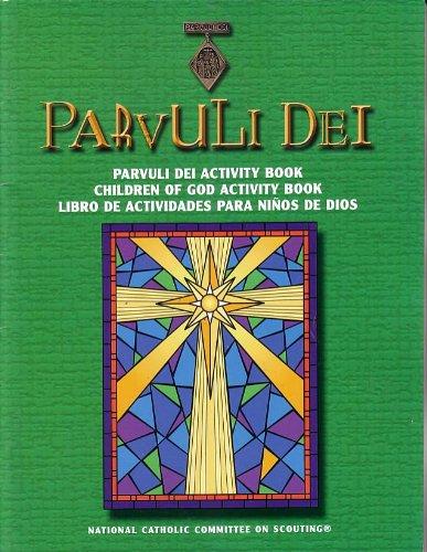 9780839530855: Parvuli Dei: Parvuli Dei Activity Book/children of God Activity Book/libro De Actividades Para Ninos De Dios