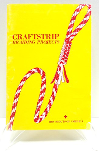 9780839531692: Craftstrip Braiding Projects