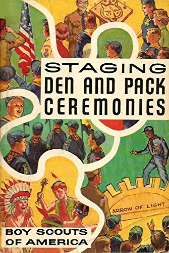 9780839532149: Staging Den and Pack Ceremonies