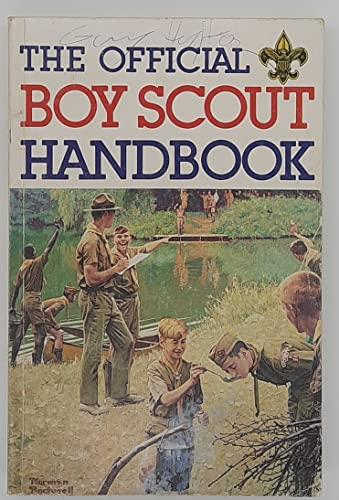 Official Boy Scout Handbook: William Hillcourt