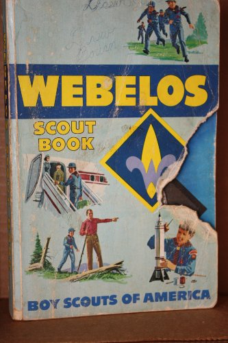 Webelos Scout Book: America, Boy Scouts of
