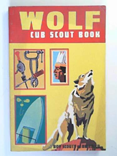 9780839532347: Wolf Cub Scout Book